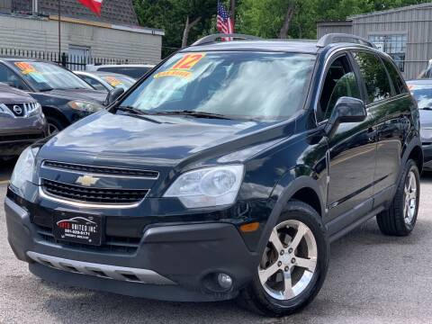 Used 2012 Chevrolet Captiva Sport For Sale Carsforsale Com