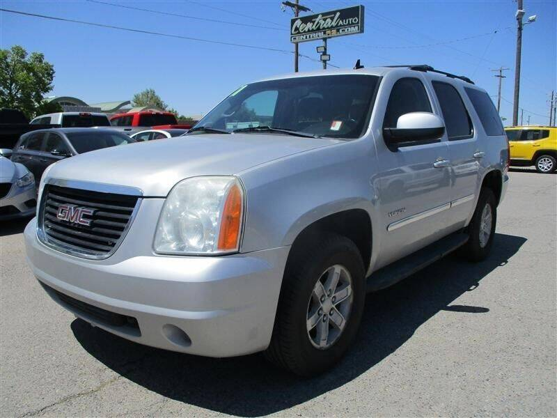 2011 GMC Yukon for sale at Central Auto in South Salt Lake UT