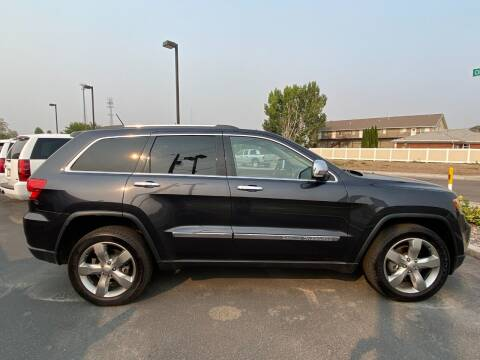 2013 Jeep Grand Cherokee for sale at Auto Image Auto Sales Chubbuck in Chubbuck ID