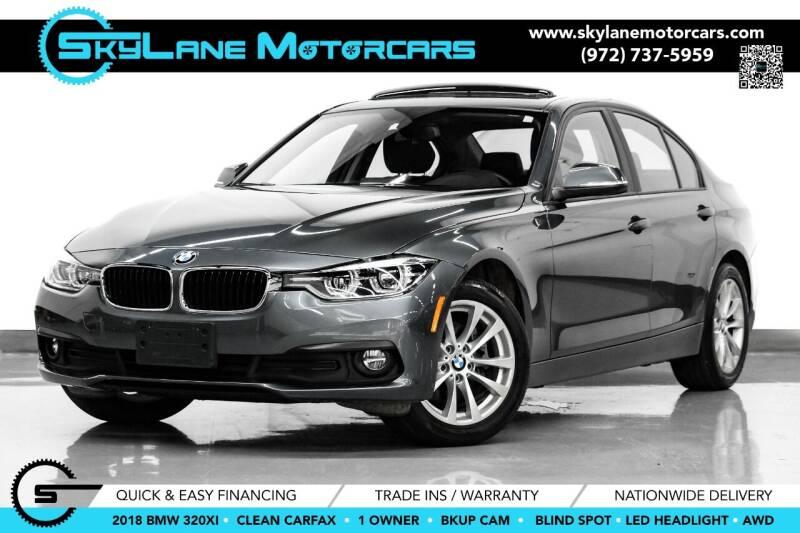 2018 BMW 3 Series for sale in Carrollton, TX