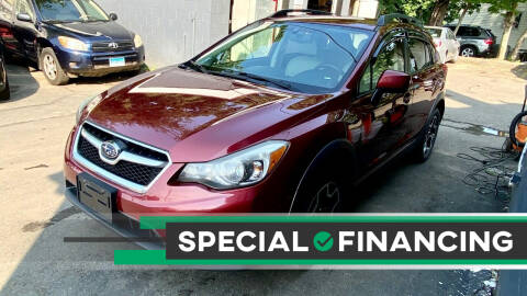 2013 Subaru XV Crosstrek for sale at ELITE MOTORS in West Haven CT