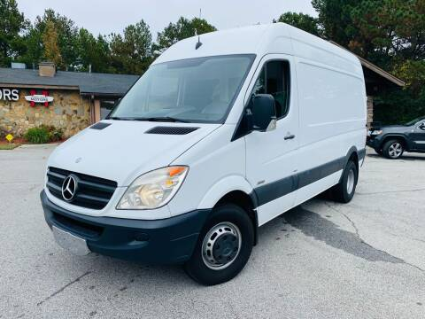 2012 Mercedes-Benz Sprinter Cargo for sale at Classic Luxury Motors in Buford GA