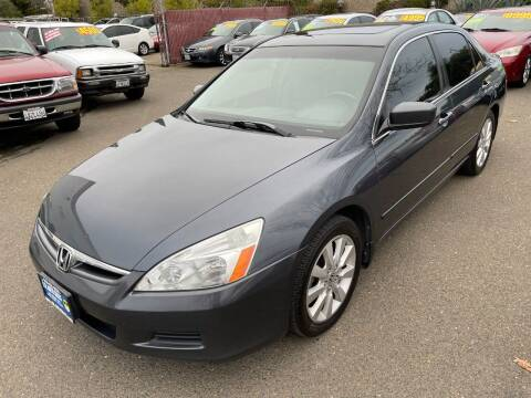 2007 Honda Accord for sale at C. H. Auto Sales in Citrus Heights CA
