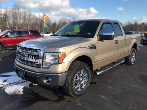 2013 Ford F-150 for sale at Greg's Auto Sales in Searsport ME