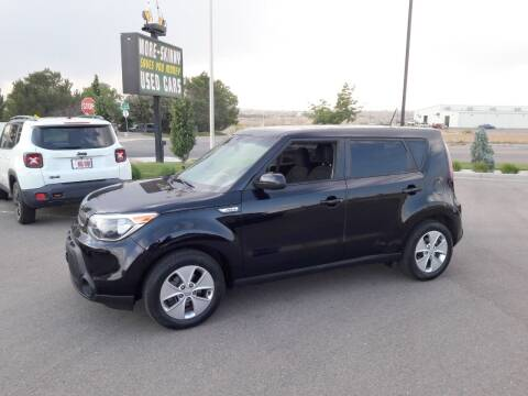 2016 Kia Soul for sale at More-Skinny Used Cars in Pueblo CO