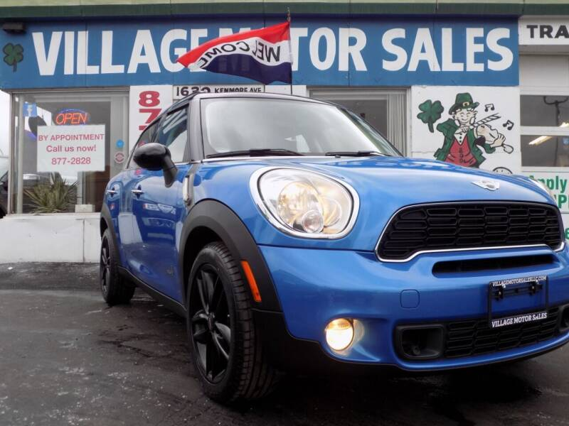 2012 MINI Cooper Countryman for sale at Village Motor Sales in Buffalo NY