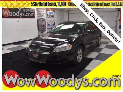 2015 Chevrolet Impala Limited for sale at WOODY'S AUTOMOTIVE GROUP in Chillicothe MO