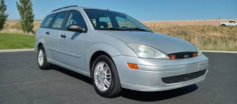 2002 Ford Focus for sale at AUTOMOTIVE SOLUTIONS in Salt Lake City UT