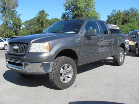 2006 Ford F-150 for sale at Pure 1 Auto in New Bern NC