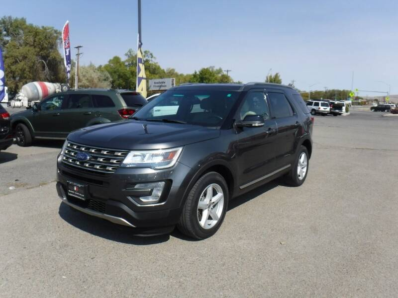 2017 Ford Explorer for sale at Budget Auto Sales in Carson City NV