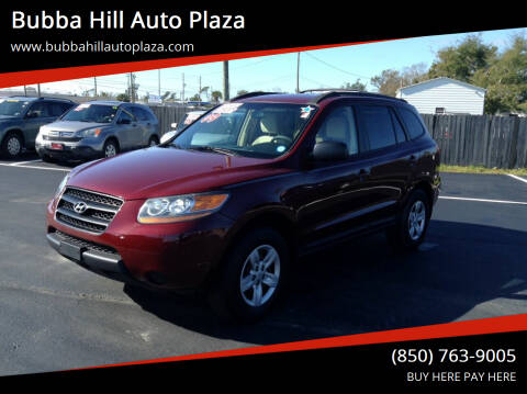 2009 Hyundai Santa Fe for sale at Bubba Hill Auto Plaza in Panama City FL