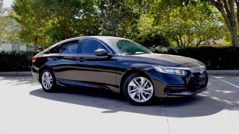 2018 Honda Accord for sale at Legacy Autos in Dallas TX