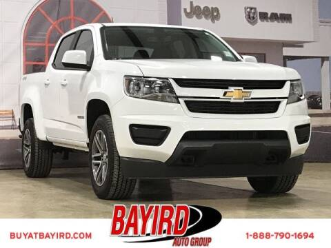 2020 Chevrolet Colorado for sale at Bayird Truck Center in Paragould AR