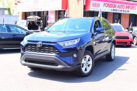 2020 Toyota RAV4 for sale at Foreign Auto Imports in Irvington NJ