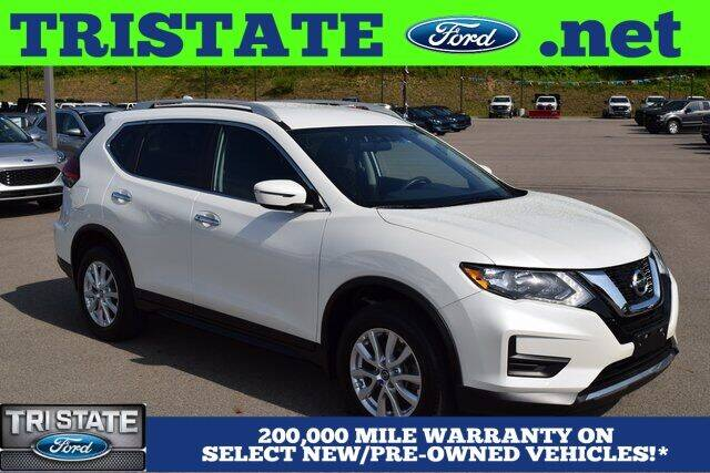 2017 Nissan Rogue for sale at Tri State Ford in East Liverpool OH