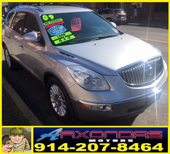 2009 Buick Enclave for sale at ARXONDAS MOTORS in Yonkers NY