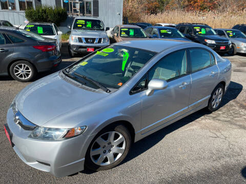 2009 Honda Civic for sale at Bridge Road Auto in Salisbury MA