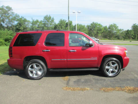 2014 Chevrolet Tahoe for sale at Feduke Auto Outlet in Vestal NY