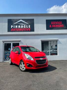 2015 Chevrolet Spark for sale at Pinnacle Automotive Group in Roselle NJ