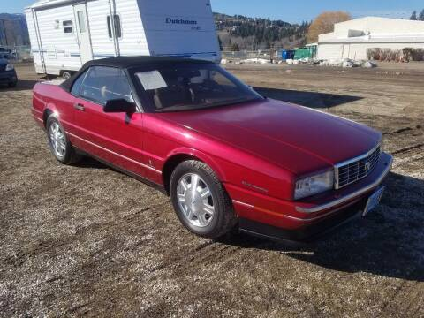 1993 Cadillac Allante for sale at AUTO BROKER CENTER in Lolo MT