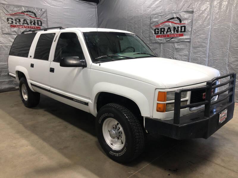 1996 GMC Suburban for sale at GRAND AUTO SALES in Grand Island NE