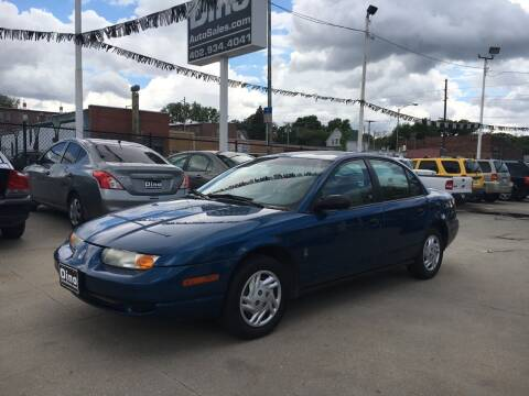 2001 Saturn S-Series for sale at Dino Auto Sales in Omaha NE