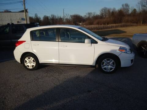 2012 Nissan Versa for sale at CarZip in Indianapolis IN