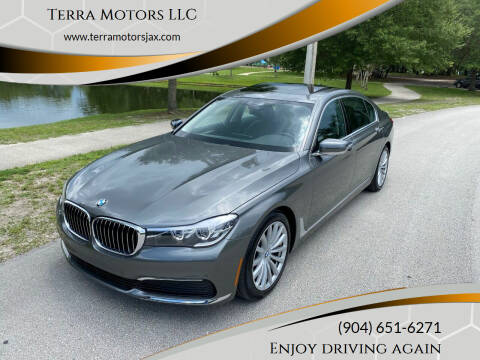 2019 BMW 7 Series for sale at Terra Motors LLC in Jacksonville FL