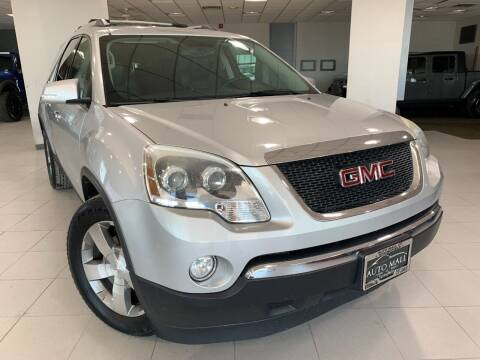 2012 GMC Acadia for sale at Auto Mall of Springfield in Springfield IL