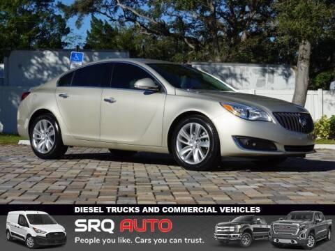 2014 Buick Regal for sale at SRQ Auto LLC in Bradenton FL