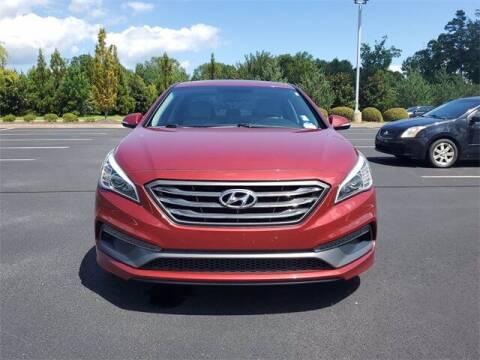 2016 Hyundai Sonata for sale at Southern Auto Solutions - Lou Sobh Honda in Marietta GA