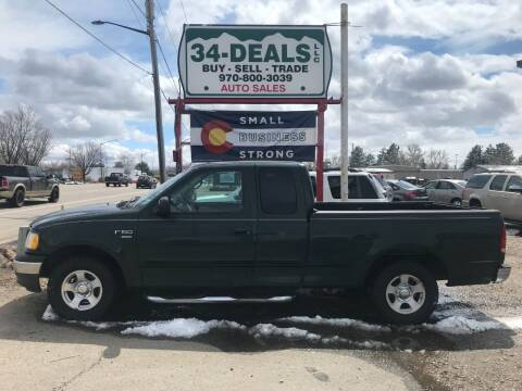 2001 Ford F-150 for sale at 34 Deals LLC in Loveland CO