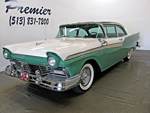 1957 Ford Fairlane 500 for sale at Premier Automotive Group in Milford OH