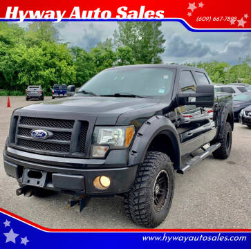2010 Ford F-150 for sale at Hyway Auto Sales in Lumberton NJ