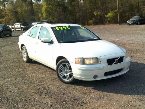 2008 Volvo S60 for sale at Let's Go Auto Of Columbia in West Columbia SC
