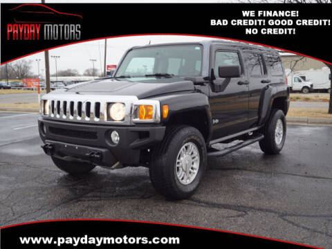 2010 HUMMER H3 for sale at Payday Motors in Wichita And Topeka KS