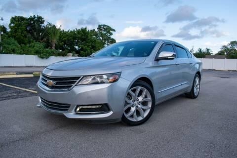 2018 Chevrolet Impala for sale at Guru Auto Sales in Miramar FL