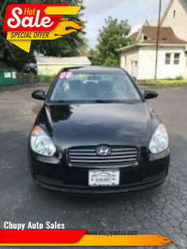 2008 Hyundai Accent for sale at Chupy Auto Sales in Rochester NY