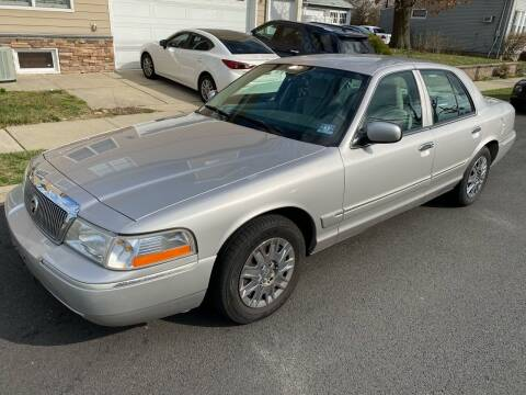 2005 Mercury Grand Marquis for sale at Jordan Auto Group in Paterson NJ