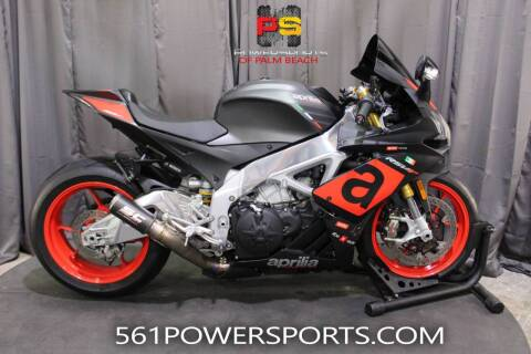 2018 Aprilia RSV4 RR ABS for sale at Powersports of Palm Beach in Hollywood FL
