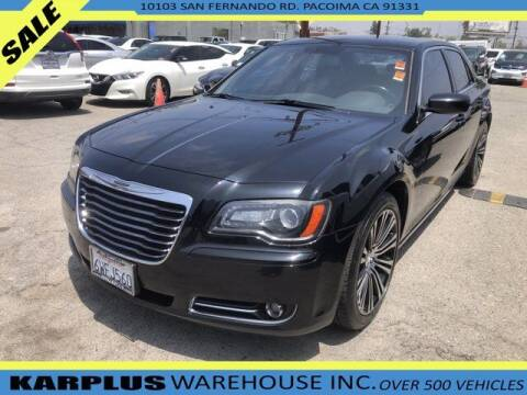 2012 Chrysler 300 for sale at Karplus Warehouse in Pacoima CA