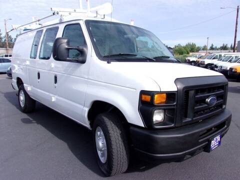 2008 Ford E-Series Cargo for sale at Delta Auto Sales in Milwaukie OR