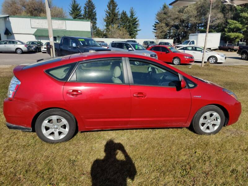 2006 Toyota Prius for sale at SCENIC SALES LLC in Arena WI