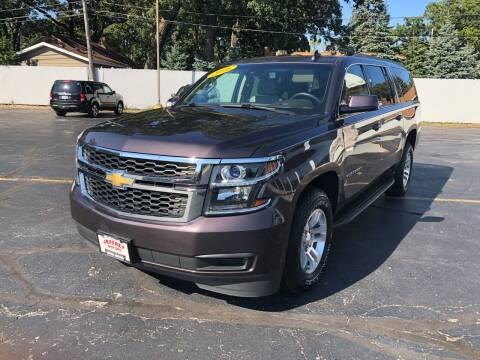 2016 Chevrolet Suburban for sale at Jeffrey Motors in Kenosha WI