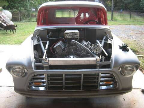 1955 Chevrolet C/K 20 Series for sale at Classic Car Deals in Cadillac MI