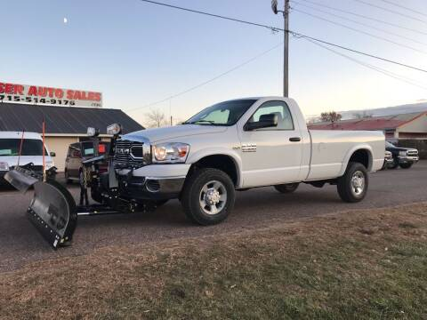 2007 Dodge Ram Chassis 2500 for sale at BLAESER AUTO LLC in Chippewa Falls WI