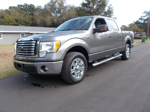 2011 Ford F-150 for sale at LANCASTER'S AUTO SALES INC in Fruitland Park FL