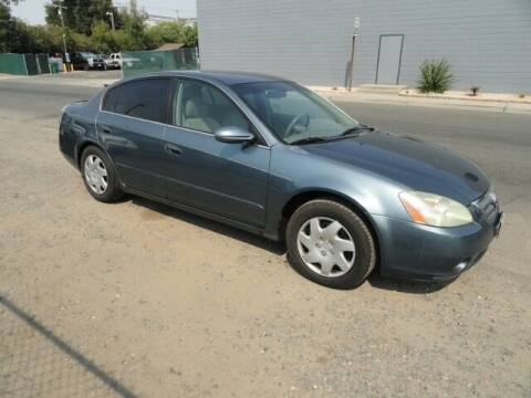 2002 Nissan Altima for sale at Gridley Auto Wholesale in Gridley CA