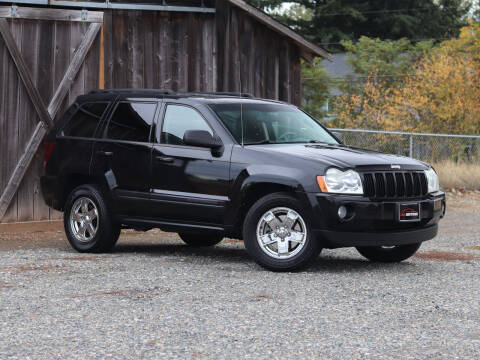 2006 Jeep Grand Cherokee for sale at LKL Motors in Puyallup WA