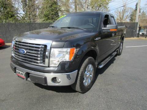 2011 Ford F-150 for sale at LULAY'S CAR CONNECTION in Salem OR